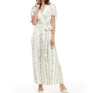 NWT Gal Meets Glam Imogene Maxi Dress